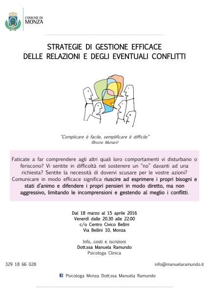 Psicologo Monza