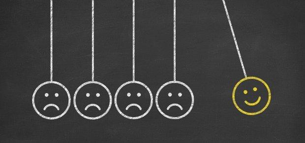 come superare pensieri negativi psicologo monza